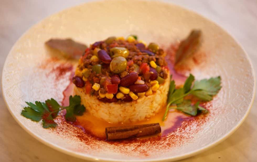 Chili con carne de Brûlé Traiteur